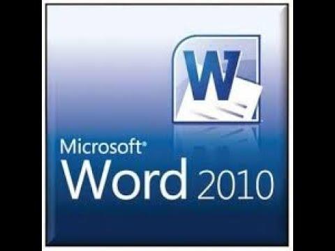 كورس تعلم وورد Word 2010 من الصفر حتى الاحتراف