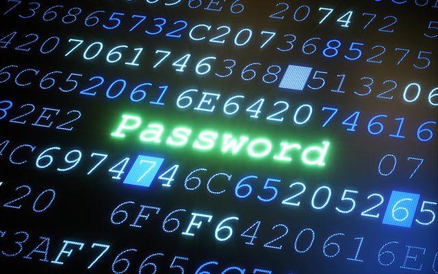 أداة Password Checkup tool