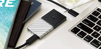 أقراص MY Passport SSD