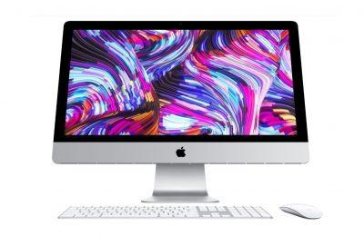 الحاسوب الزجاجى الجديد iMac من آبل