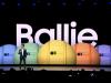 الروبوت بالى Ballie