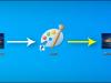 تحويل صيغ الصور بإستخدام برنامج الرسام
