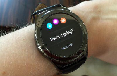 ساعة سامسونج Galaxy Gear S3