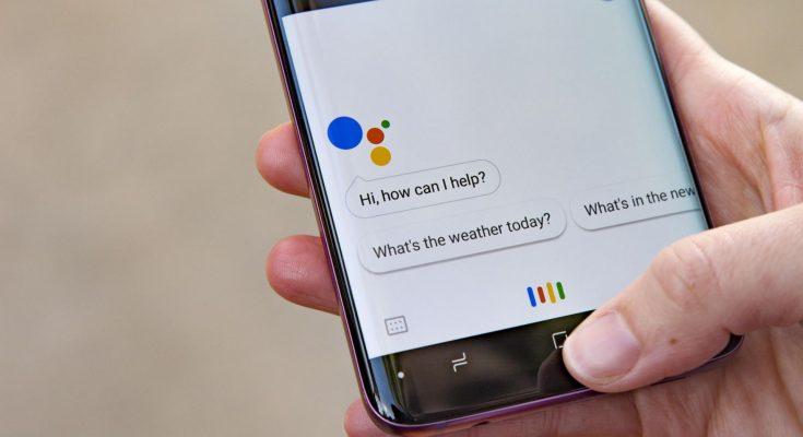 مشكلة توقف مساعد جوجل عن العمل