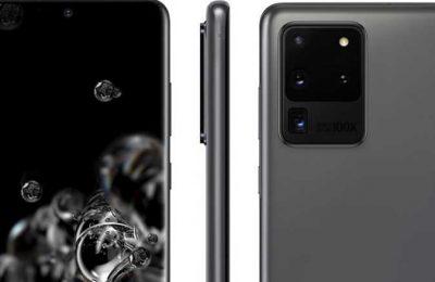 هاتف Samsung Galaxy S20 Ultra الجديد