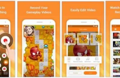 تطبيقات لتسجيل الشاشة لهواتف أندرويد