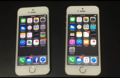 iPhone SE و iPhone 8