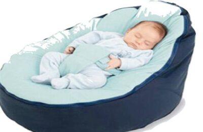 أول سرير ذكى لتهدئة الأطفال